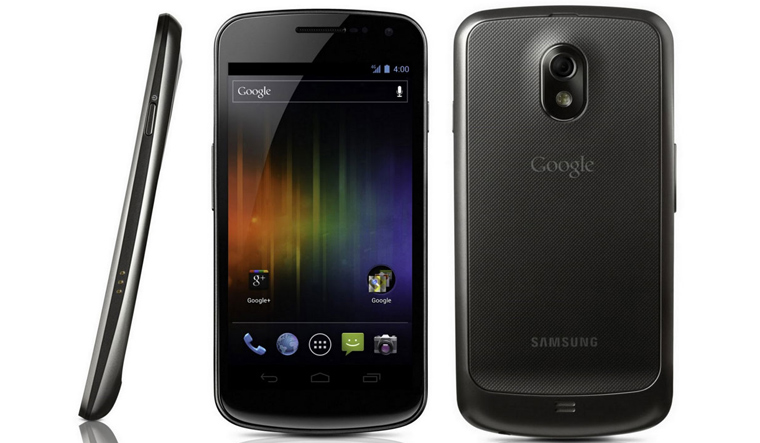 Galaxy Nexus curve