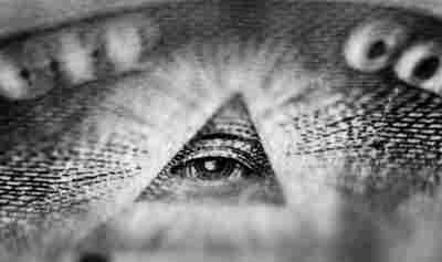 The eye of providence.